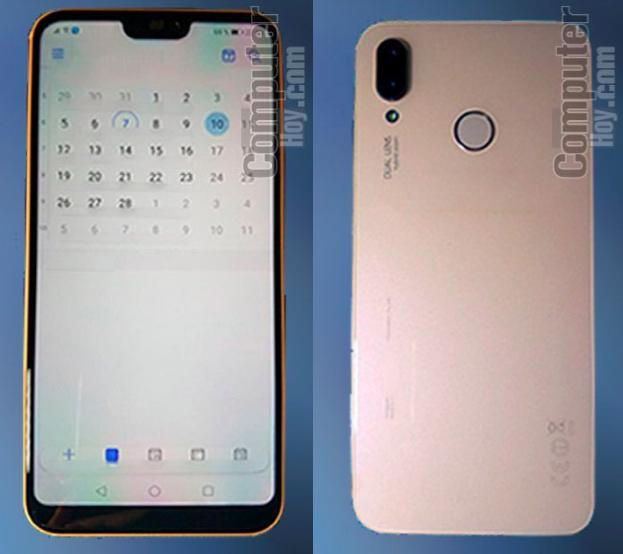 Первые реальные фото, а также некоторые технические характеристики Huawei P20 Lite