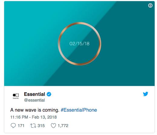Essential надеется, что новый цвет оживит продажи Phone