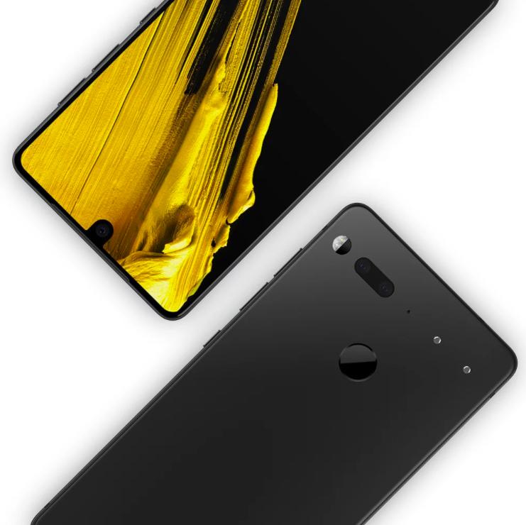 Essential Phone получил три новых цвета