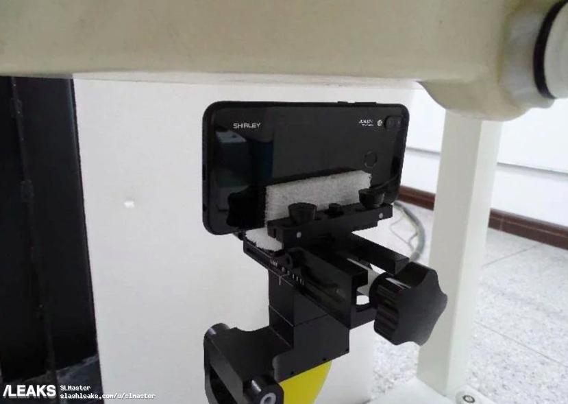 Huawei P20 Lite позирует на «живых» снимках
