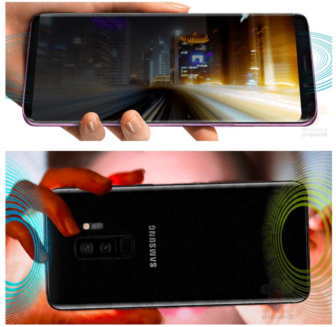 Все характеристики Samsung Galaxy S9 и Galaxy S9+ рассекретили до анонса