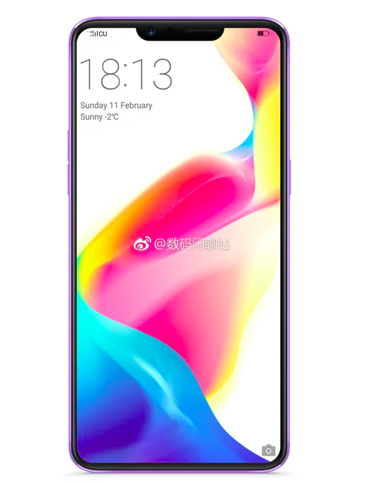 Oppo R15 — iPhone на Android и Snapdragon 670