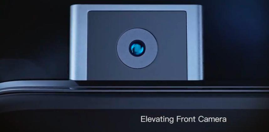 Vivo APEX: футуристичный полноэкранный смартфон с выдвижной камерой