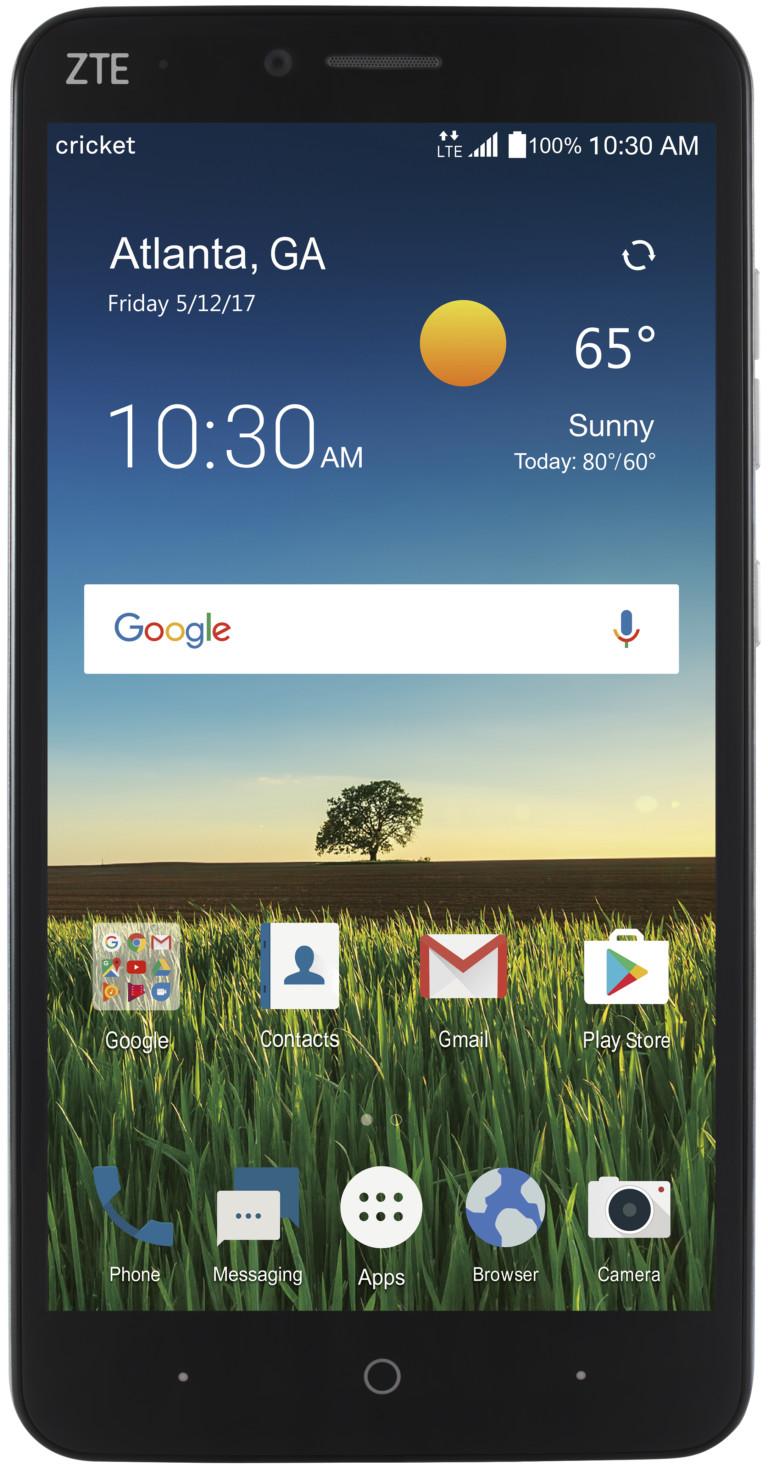 ZTE Blade X2 Max: первое изображение смартфона