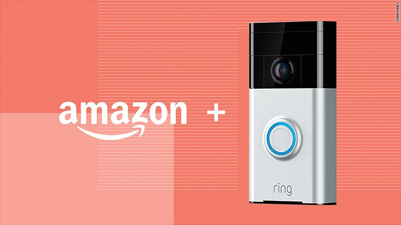 Amazon приобретает Ring более чем за 1 миллиард долларов