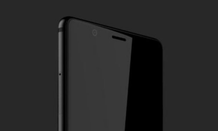 BlackBerry Ghost — первый «безрамочный» смартфон под маркой BlackBerry
