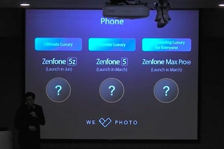 ASUS ZenFone 5z: мощный и с крутой камерой флагман покажут летом
