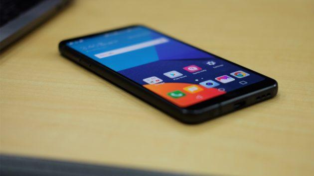 LG Judy придет на смену LG G7. Известны технические характеристики