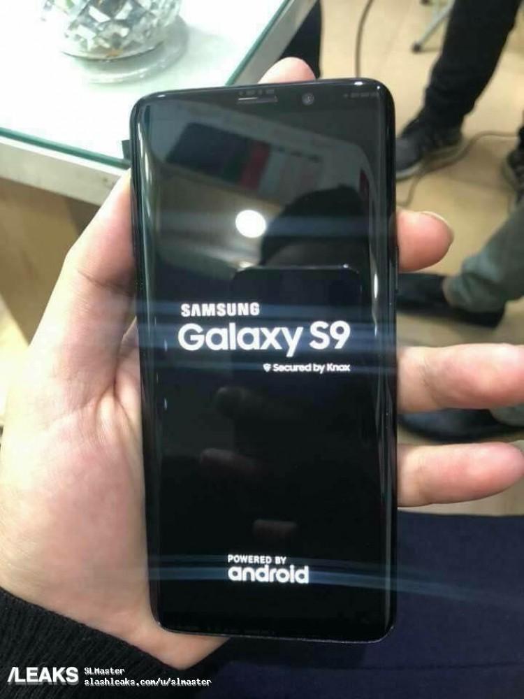 Samsung Galaxy S9 позирует на «живых» снимках за несколько дней до анонса
