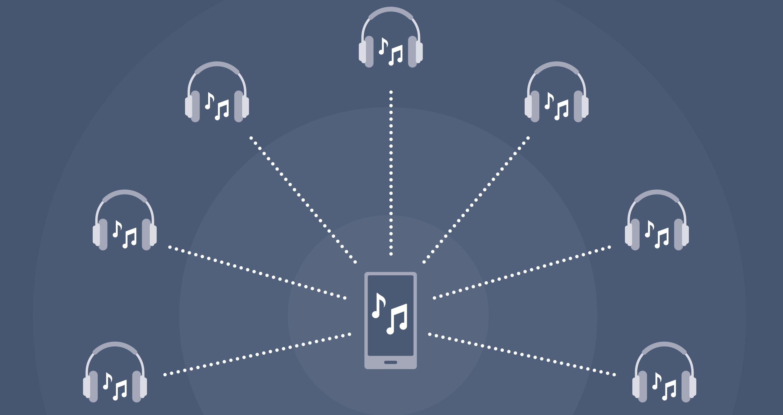Snapdragon 845 получил поддержку новой технологии Broadcast Audio