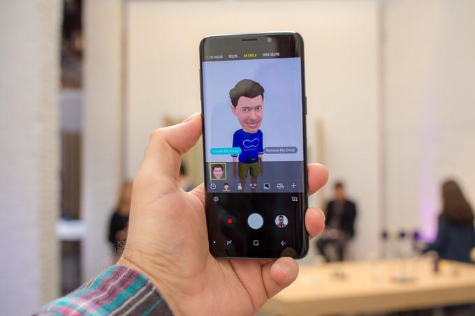 Анонс Samsung Galaxy S9 и Galaxy S9+: мощные и с продвинутой камерой