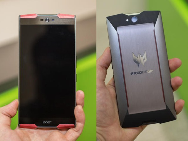 По следам Razer Phone или игровой смартфон с логотипом Xiaomi