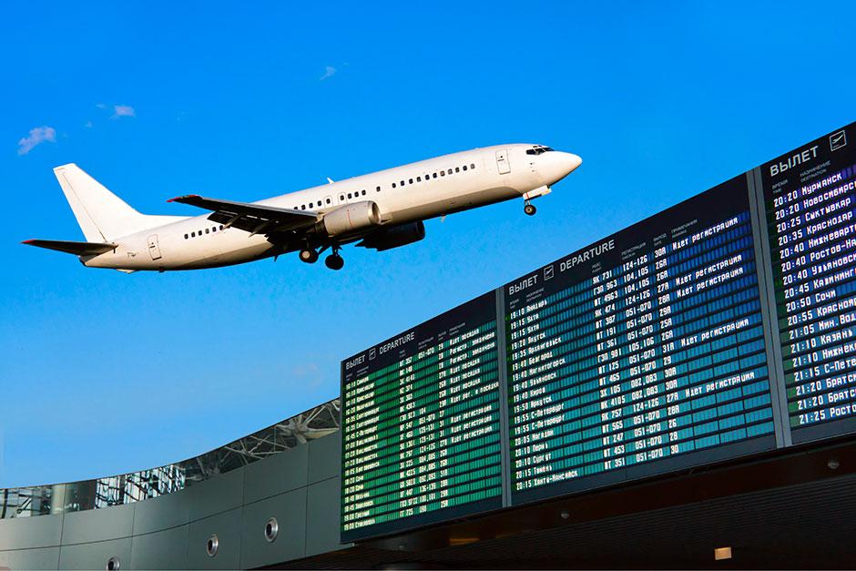 Покупка дешевых авиабилетов в режиме онлайн