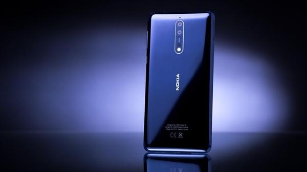 Nokia 8 Sirocco будет основательно усовершенствованным вариантом Nokia 8