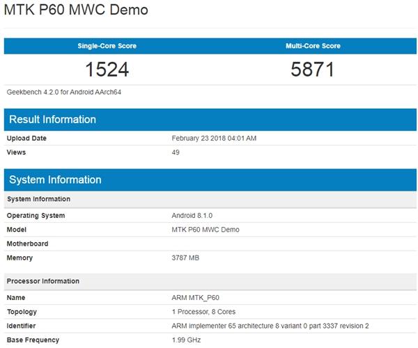 Helio P60 — конкурент Snapdragon 660