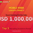 Leagoo развивает спектр сервисных услуг в Нигерии