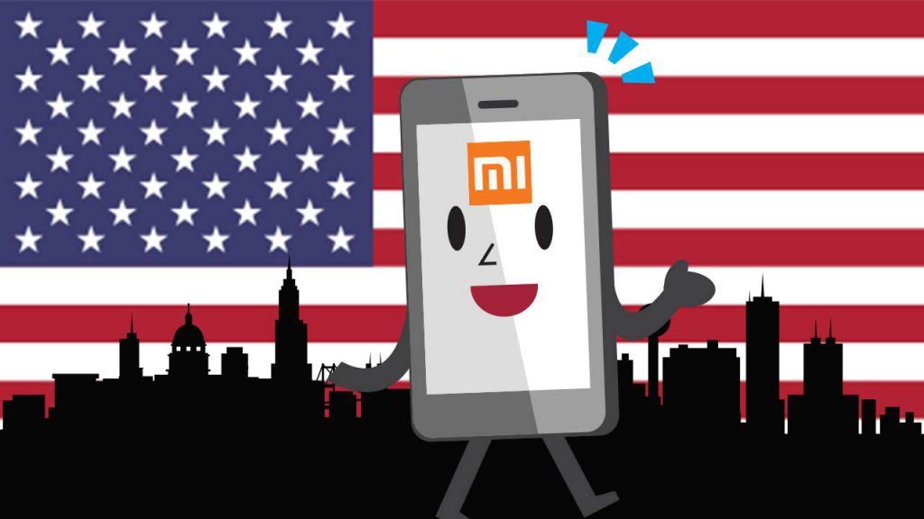 Xiaomi планирует выйти на рынок США уже в этом году