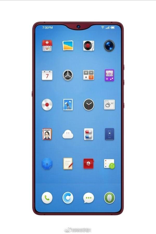 Smartisan Nut Pro 3: как можно обыграть «челку» iPhone X