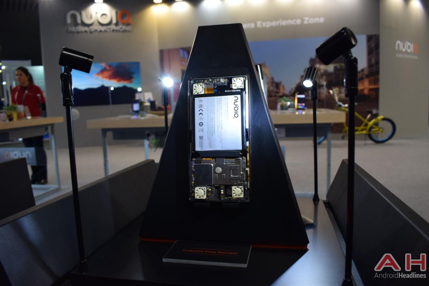 Nubia определилась с названием геймерского смартфона