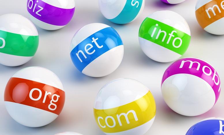 Работа с доменами