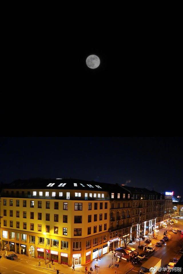 Показали фото, выполненные на камеру Huawei P20