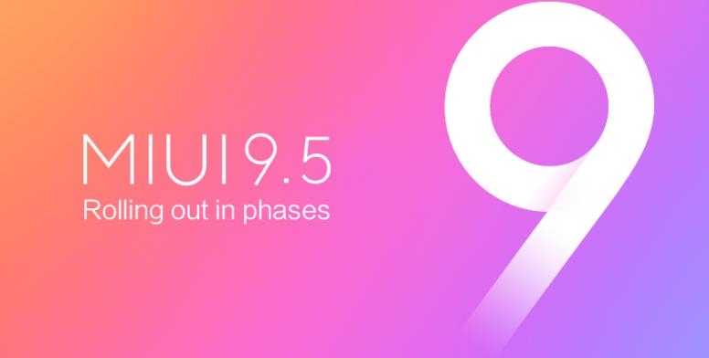 MIUI 9.5 Stable ROM — Список устройств и график обновлений