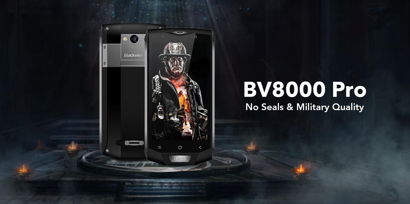 Распродажа смартфонов Blackview в честь 8-летия AliExpress
