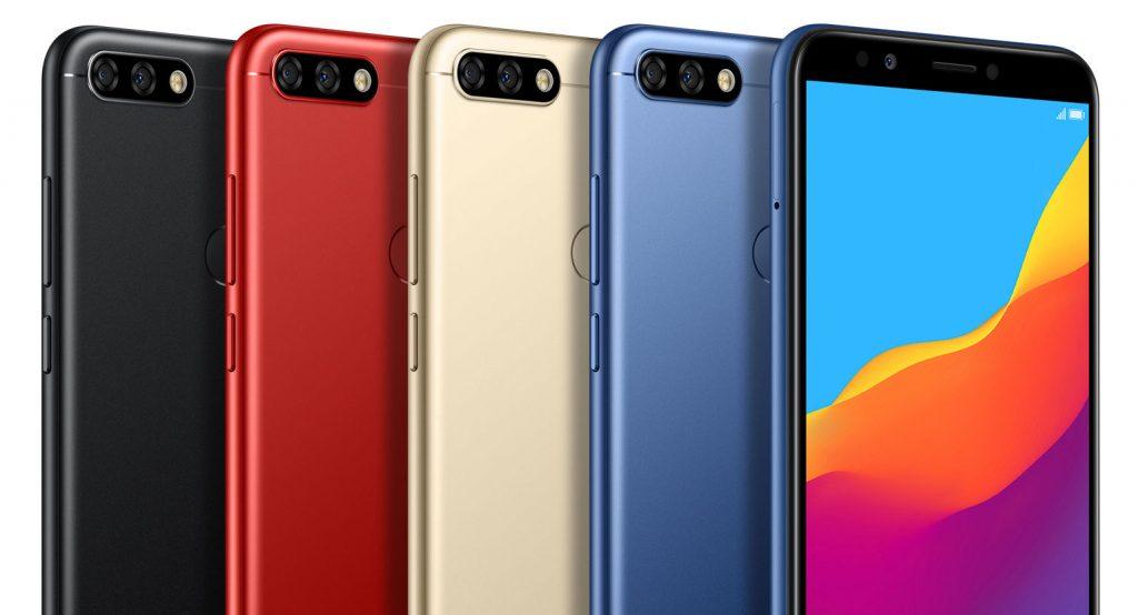 Анонсирован бюджетный Honor 7C — достойный конкурент Xiaomi Redmi 5