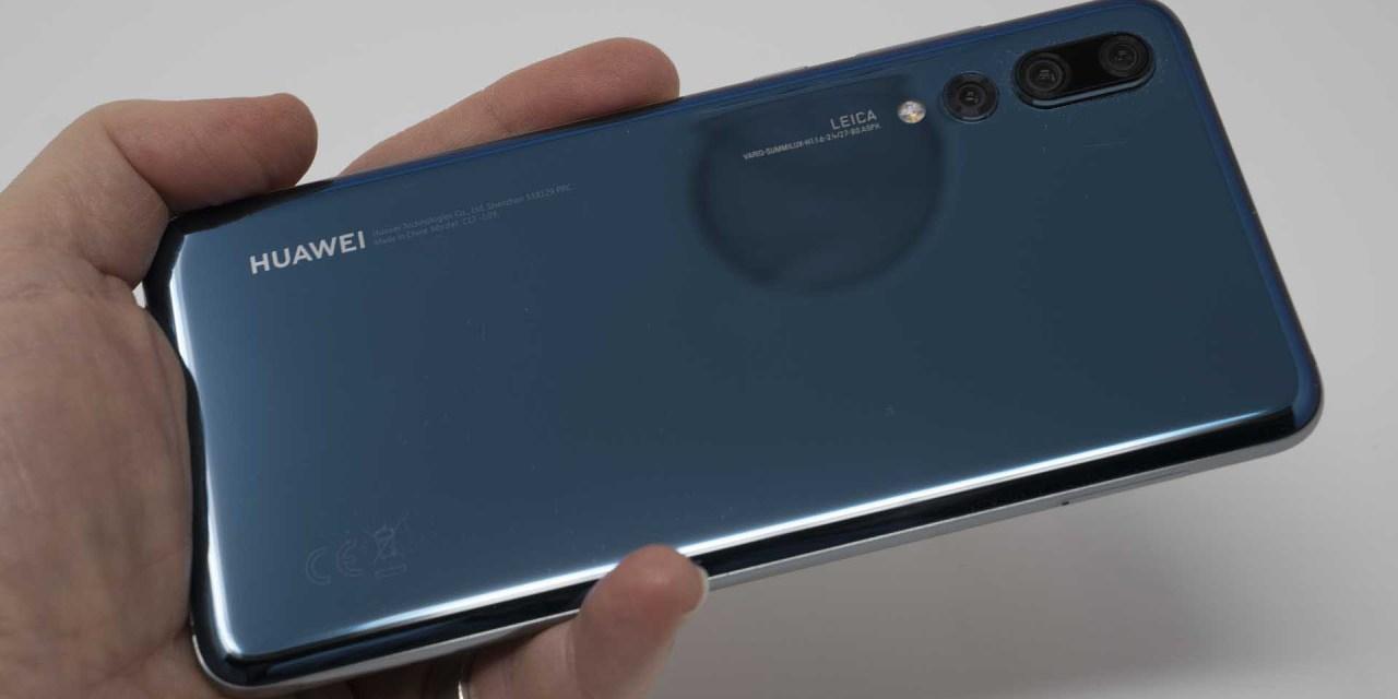 Huawei P20 Pro: как снимает трехкамерный флагман