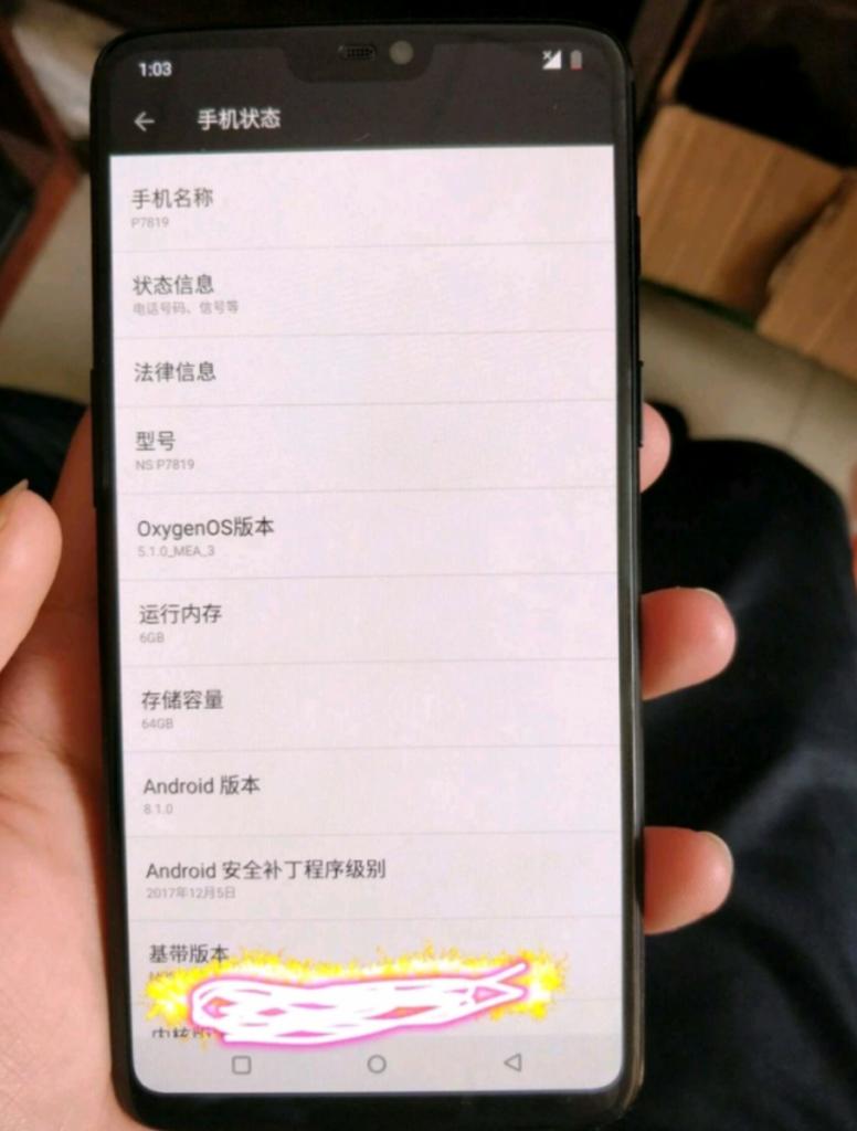 OnePlus 6 с монобровью. Ты готов к такому флагману?