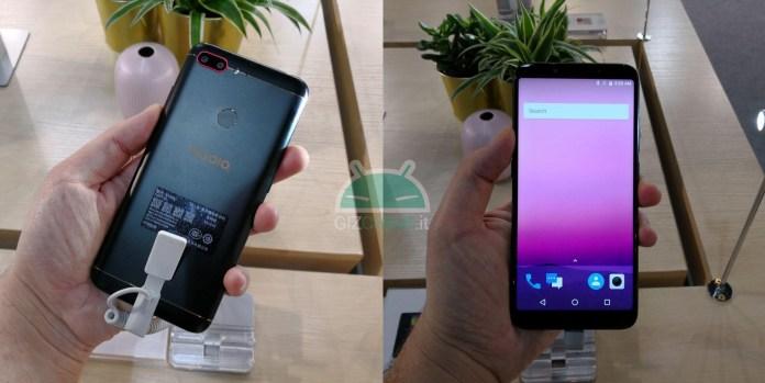 Nubia начнет выпускать смартфоны на стоковом Android