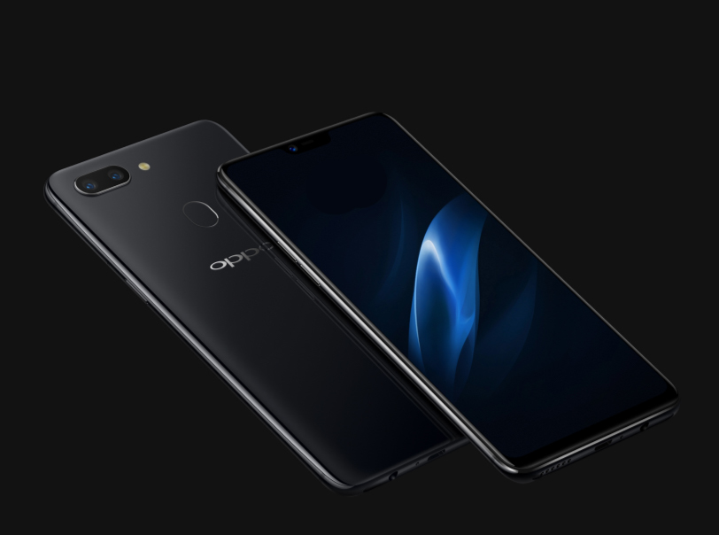 OnePlus 6, он же Oppo R15, он же Vivo X21 с дисплейным дактилоскопическим датчиком и функцией ...