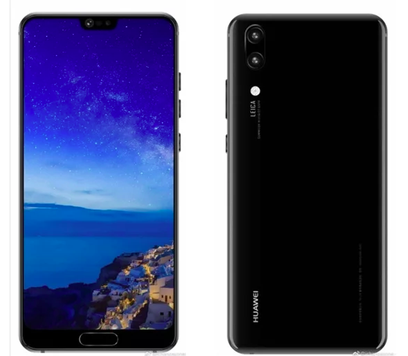 Выход Huawei P20 и Huawei P20 Pro подтвержден