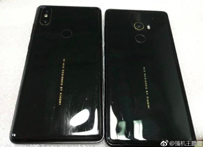 Обозреваем заднюю панель Xiaomi Mi Mix 2S и что еще предложит флагман