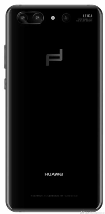 Huawei P20 Porsche Design: вариант «дорого-богато» со своими фишками