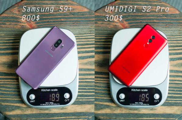 UMIDIGI S2 Pro — «безрамочный» смартфон с емкой батареей и привлекательной ценой