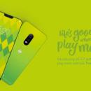 LG G7 показали на промо-плакате