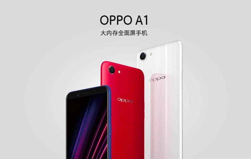 Oppo A1: бюджетник в понимании Oppo