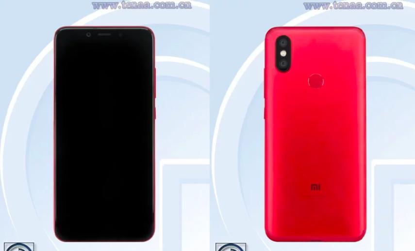 Опубликованы характеристики Xiaomi Mi 6X