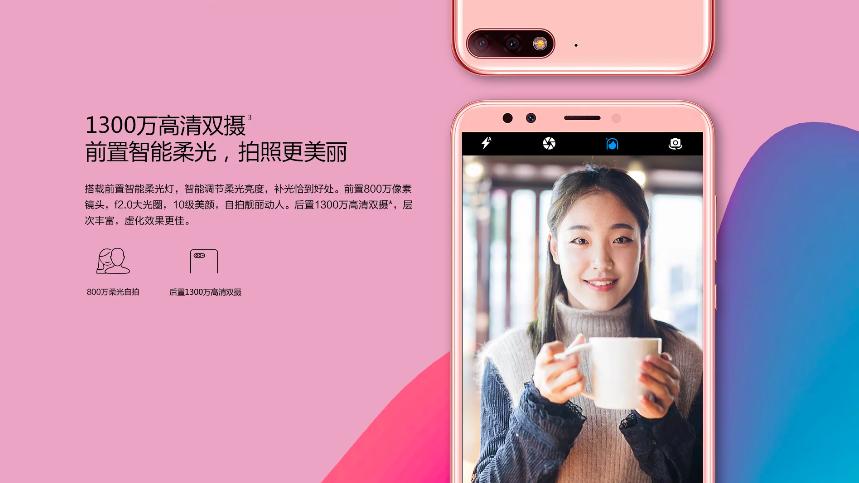 Huawei Enjoy 8: еще одна новинка в модельном ряду компании