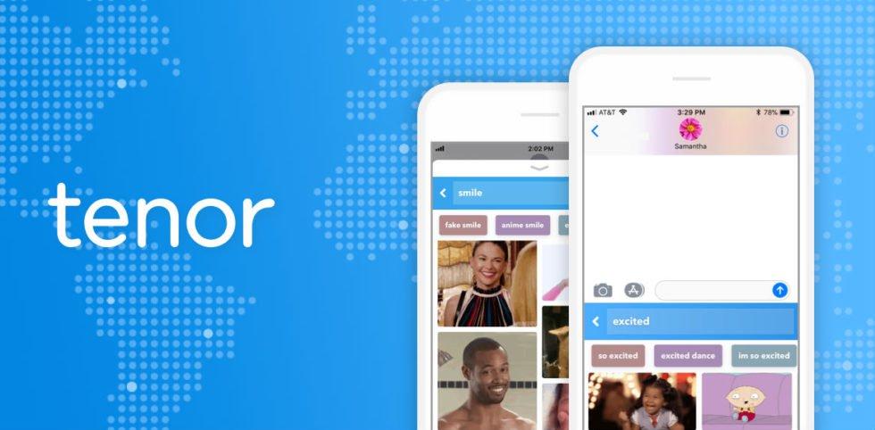 Google покупает платформу GIF Tenor для интеграции в свои сервисы