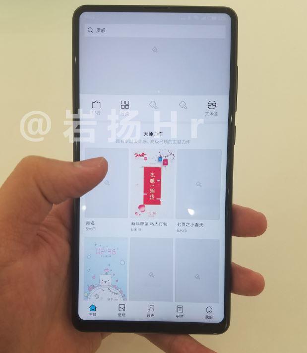 Что общего будет у Xiaomi Mi Mix 2S с Samsung Galaxy S9?