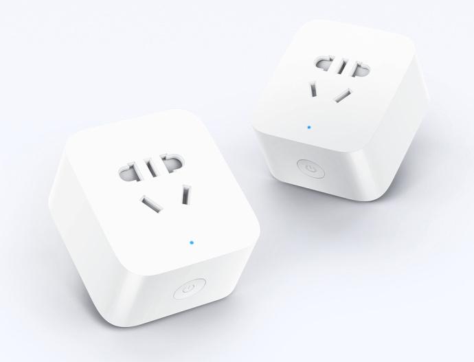 Универсальная умная розетка Xiaomi Smart Socket по привлекательной цене