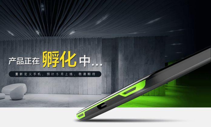 Игровой смартфон Xiaomi Black Shark выйдет и достаточно скоро