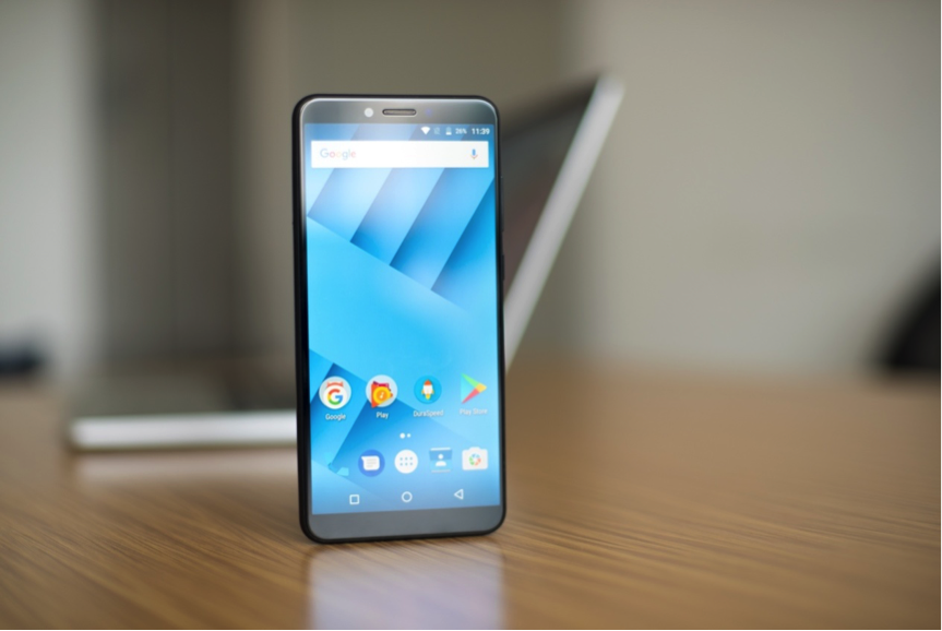 Vernee M6: легкий, тонкий и «полноэкранный» смартфон показали на видео