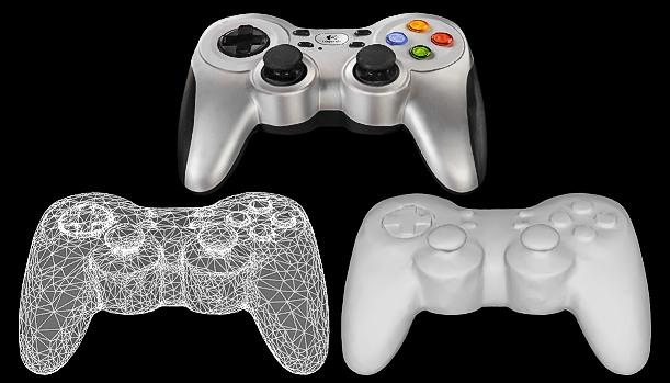 3d-модели для игр и дизайна