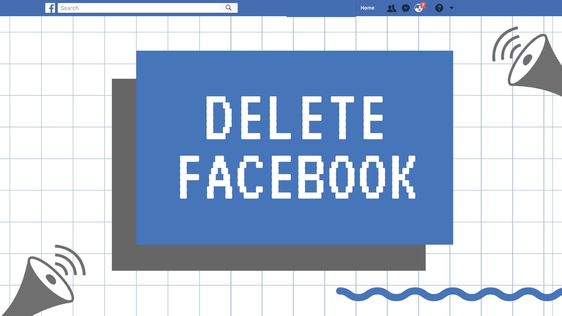 «Пришло время удалить Facebook»