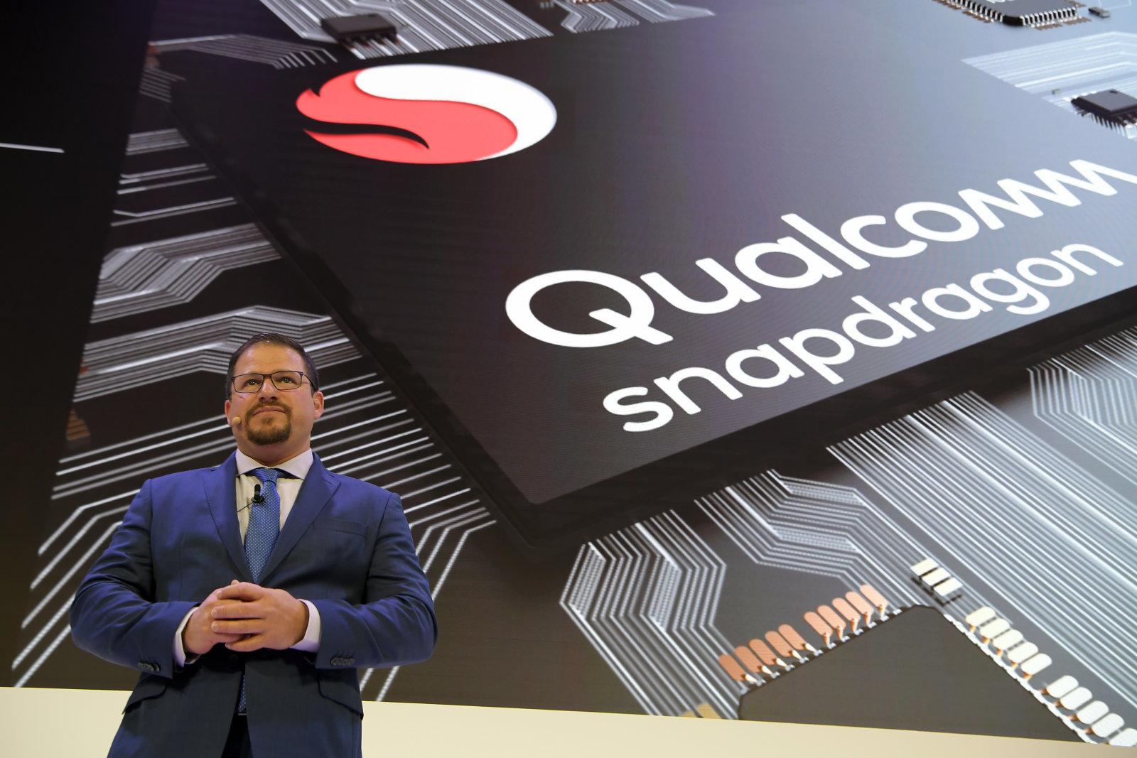 Дональд Трамп запрещает компании Broadcom выкупить Qualcomm