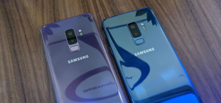 Samsung Galaxy S9+ — на вершине рейтинга DxOMark и рекорд установил