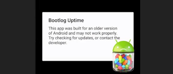 Старые приложения могут не работать в Android P